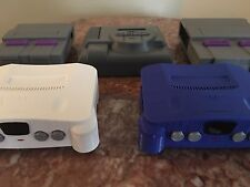 Classic Mini N64 System with GAMEBOY, NES, SNES, N64 and Arcade Games /s