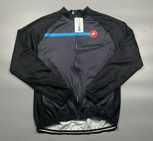 replica Castelli men's cycling jacket