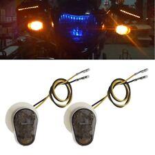 Moto 12V Flush LED Signal Lumière Lampe pour Yamaha YZF R1 R6 R6 SFZ1S FAZER