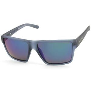 Dirty Dog Noise 53485 Crystal Satin Black/Fusion Mirror Polarised Sunglasses
