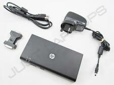 HP 497652-001 589100-001 USB 2.0 Docking Station con display DVI adattatore CA Inc
