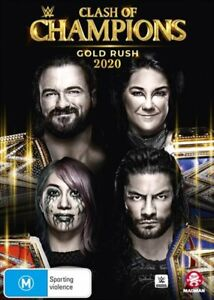 WWE - Clash Of The Champions 2020 DVD