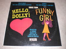 Songs From Hello, Dolly & Funny Girl LP - Sealed