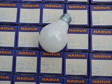 20 Narva Glühbirnen 25W E27 matt Glühlampen Birnen Glühbirne DDR 220 225V weiß