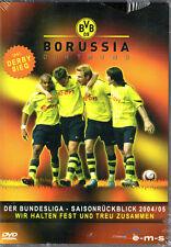 Borussia Dortmund-Saisonrückblick BVB 09 Bundesliga Temporada 2004/2005 BVB09