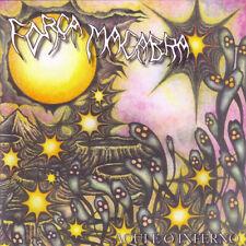 Força Macabra – Aqui É O Inferno LP - New Copy