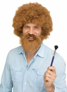 GROOVIN GUY WIG (BOB ROSS)