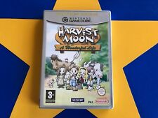 HARVEST MOON A WONDERFUL LIFE - GAMECUBE - Wii Compatible