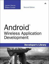 Android Wireless Application Development [2nd Edition] [Developer's Library]