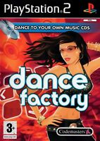 Dance Factory (Game Only) PS2 (Playstation 2) - Free Postage - UK Seller