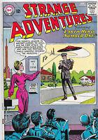 Strange Adventures #148 Silver Age DC Comics VF-