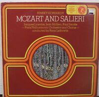 Rimsky-Korsakov Mozart and Salieri 33RPM REne Leibowitz 33RPM   012817LLE