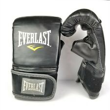 Everlast MMA Mixed Martial Arts Gloves Size L XL Black