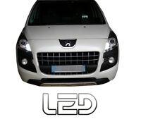 Peugeot 3008 2 Ampoules LED Blanc Veilleuses Feux positions Jusqu'à 2012