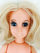 """Vintage pretty EEGEE """"MADE IN HONG KONG"""" doll Sindy clone 1963"""