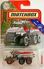 Matchbox 2019 MBX Service #17/20 Trail Tracker #FHH31 1:64 Scale Diecast