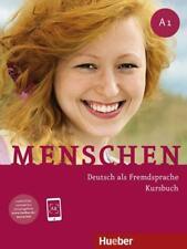 Menschen A1 - Deutsch als Fremdsprache / Kursbuch von Sandra Evans (2020, Taschenbuch)