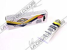 BOSTIK SUPERCHIARO - 50 g - ADESIVO UNIVERSALE - COLLA SUPERFORTE