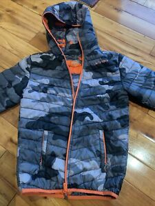 Acerbis Boys Girls Motocross Casual Jacket Coat Age 12