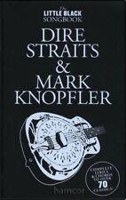Dire Straits & Mark Knopfler The Little Black Songbook Guitar Chord Music Book