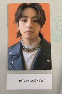 BTS Official Butter V Taehyung Cream Photo Card