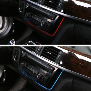 Illuminated LCI AC/radio Trim Set Retrofit LED For BMW F30 F31 F3x F82 M3 M4 New