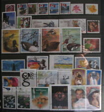 34 Used Canada Stamps from 2006