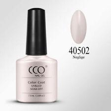 CCO UV LED NAIL GEL POLISH SHADE 502 NEGLIGEE  PROFESSIONAL SOAK OFF