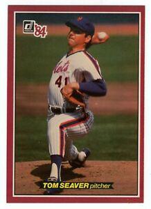 1984 Donruss Action All Stars Oversized #53 Tom Seaver Mets EX NR MT COND