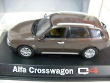 1/43 NOREV ALFA ROMEO crosswagen q4 MARRONE METALLIZZATO 790201