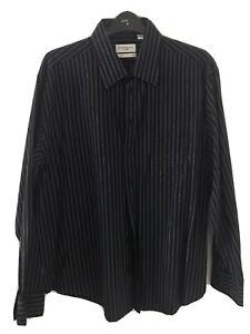Used Great Quality YSL Yves Saint Laurent 2XL Mens Shirt