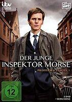 Der junge Inspektor Morse - Staffel 1 [3 DVDs] von Bazalg... | DVD | Zustand gut