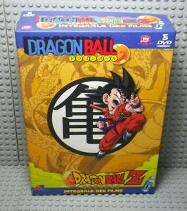 Dragon Ball Z - Intégrale des Films Part 1 - Coffret DVD
