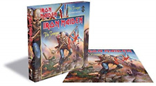 IRON MAIDEN-THE TROOPER (1000 PIECE JIGSAW PUZZLE) NEW