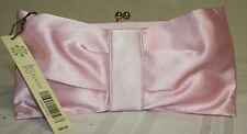 Kate Landry Satin Clutch Bag Purse Womens Ladies Pink