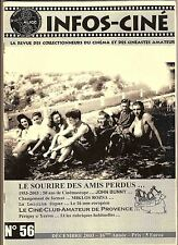 INFOS-CINÉ n°56 (2003) Proj 16 ERICSSON & OEMICHEN