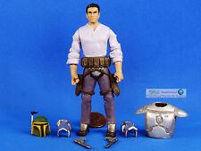 "Hasbro Star Wars 3.75"" Action Figur 1:18 Jedi Bounty Hunter Boba Fett S51"