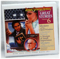 NEW Great Stories #6 from Your Story Hour Audio CD Album Volume Set More Vol