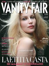 VANITY FAIR=N°18 2009=LAETITIA CASTA=RYAN REYNOLDS=AYELET ZURER=NOEMI=ZERO ASSOL