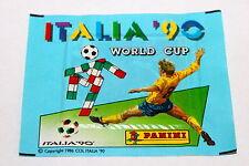 Panini WM WC ITALIA 90 1990 1 x TÜTE PACKET BUSTINA SOBRE Vers. EUROPA STICKMAN