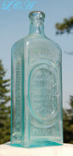 ORIGINAL Great SWAMP ROOT Kidney Liver & Bladder CURE antique bottle SPECIFIC