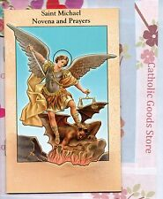 St Michael the Arch Angel Novena & Prayers Booklet