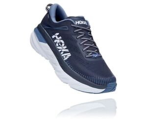 HOKA ONE ONE BONDI 7 Men's Scarpe Uomo Running OMBRE BLUE 1110518 OBPB