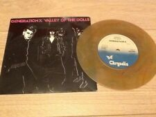 """GENERATION X . VALLEY OF THE DOLLS 7"""""""