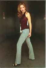Buffy the Vampire Slayer 4 x 6 Photo Glossy Postcard Buffy Standing New Unused