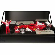 Mattel Hot Wheels Michael Schumacher All Time Career Records - 1/18th L6235