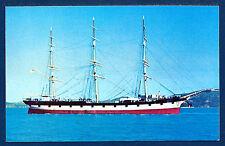 BALCLUTHA Clipper Ship of the San Francisco Maritime Museum