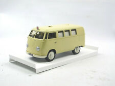 KIT TOYS 1951 VW T1 Ambulanz Ambulance Krankenwagen Kartonmodell Card Model 1/43