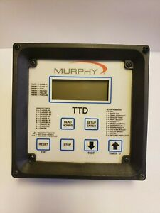 Murphy TTD-H Solid State Fault Annunciator