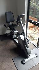 Bodyworx A932 Step Through Recumbent Exercise Bike excellent condition programs